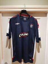 Glasgow Rangers UMBRO Football Shirt XL