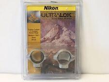 Leupold Nikon Millett Medium Rings #6103  - PL-A