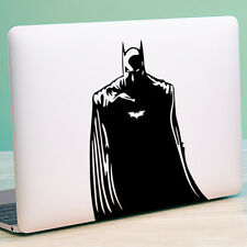 "BATMAN Apple MacBook Decal Sticker fits 11"" 12"" 13"" 15"" and 17"" models"