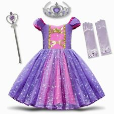 Infant Baby Girls Princess Costume Halloween Cosplay Clothes Toddler Party