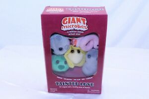Giant Microbes Tainted Love Set of 5 Plush Microbes for Educational Purposes