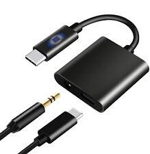 Samsung Galaxy S20 Ultra Plus - USB-C HEADPHONE ADAPTER EARPHONE 3.5MM JACK PORT
