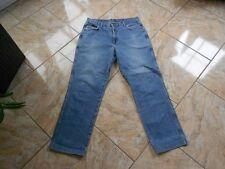 H3835 Wrangler Idaho Jeans W36 Mittelblau  Gut