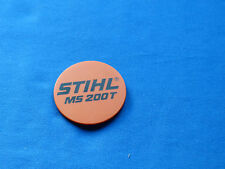 Stihl Chainsaw OEM MS 200T Recoil Badge  MS200t