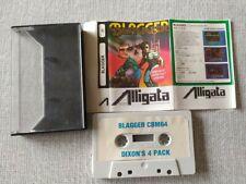 Vintage C64 Commodore Rare Game - Blogger Original Aligata