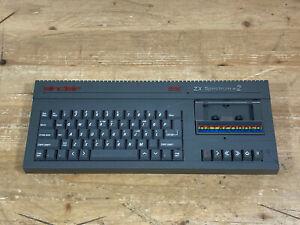 Sinclair ZX Spectrum 128k +2 Computer Spares Or Repair