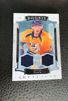 2015-16 Upper Deck Artifacts Rookie Kevin Fiala 291/399