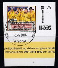 D. Briefmarke Individuell   Bobsport  Goldmedaille  Teamwettbewerb  oo