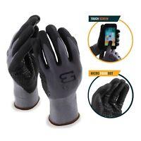 Better Grip Flex BGFLEXDOT Micro Foam Work Gloves with Dots For Smart Phone
