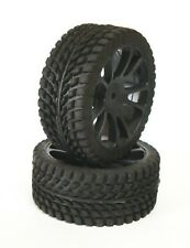 """Gomme SP RACING 1/10 Touring """"SOFT"""" RADIALI Nero  SPORT Series 2pz. SP00019"""