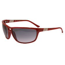 Police - Shiny Red Classic Style Sunglasses with Case and Box
