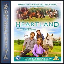 HEARTLAND - COMPLETE SEASON 9 *BRAND NEW DVD***