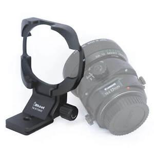 Stativschelle Stativring Objektiv Montage für Canon TS-E 17mm f/4L mit QR-Platte