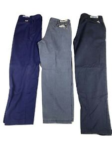 Used Flame Resistant Pants - 100% Cotton - Reed, Bulwark brand - FR