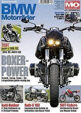 MO BMW Motorräder Nr. 34 + R 1300 GS Big Bore + S 1000 RR + Sonderheft