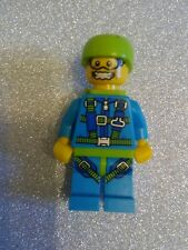Lego SKYDIVER minifigure series 10 collectible series