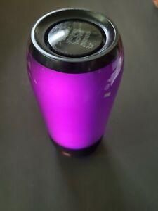 JBL Pulse 3 Splashproof Portable Bluetooth Speaker IPX7 Waterproof - Black PB
