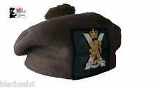 Royal Regiment of Scotland RRS Tam O Shanter TOS New Sizes 56-62 & New Cap badge