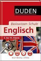 Duden. Basiswissen Schule. Englisch von Elisabeth Schmitz-Wentsch, Inka...