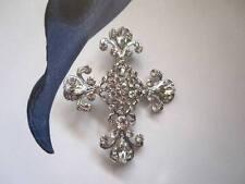 Brooch Rhinestone Crystal