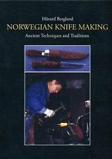 Norwegian Knife Making by Håvard Bergland (hardcover) /knifemaking/ knives