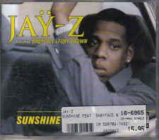 Jay Z-Sunshine cd maxi single