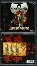 "WU-TANG ""Legendary Weapons"" (CD) 2011 NEUF"