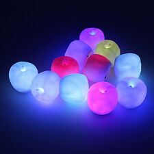 7 Colors Changing LED Apple Night Light Decoration Lamp Nightlight holiday