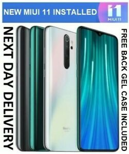 "NEW Xiaomi Redmi Note 8 Pro 6.53"" Helio G90T Octa Core 64MP Quad Cameras 4500mAh"