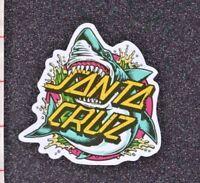 Santa Cruz Shark Vinyl Sticker