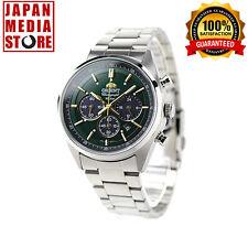 ORIENT Neo70's WV0031TX Solar Chronograph Elegant Watch 100% Genuine JAPAN