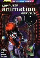 Computer Animation DVD MARVELS - Odyssey The Mind's Eye Presents 1999 VERY RARE