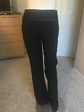 Guess by Marciano Black Chantilly Lace dress tuxedo pants size 10