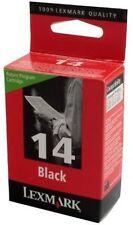 Lexmark 14 Ink Cartridge Black Colour 175 Pages 18c2090e