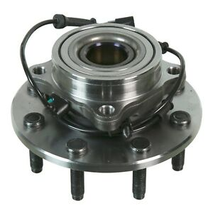 For Dodge Ram 2500 Ram 3500 03-05 Front Wheel Bearing and Hub Assembly Moog
