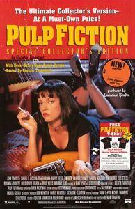 Pulp Fiction 35mm Film Cell strip very Rare var_b