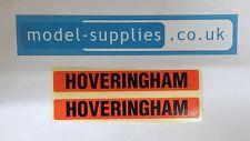 Matchbox K1b Foden 8 Wheel Tipper Truck Reproduction Hoveringham Sticker Set