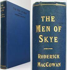 """THE MEN OF SKYE""(ISLE)*1902*HIGHLANDS/PORTREE/GAELIC SONG/CHRISTIANITY/THEOLOGY"