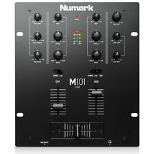 Numark M101USB - 2-Channel All-Purpose Mixer - M101 USB