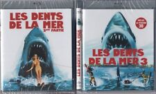 LES DENTS DE LA MER 2,3 et 4 .......... LOT DE 3 BLURAY