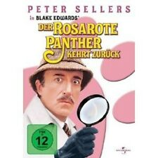 DER ROSAROTE PANTHER KEHRT ZURÜCK DVD MIT PETER SELLERS NEUWARE