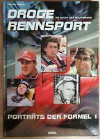 Droge Rennsport: Porträts der Formel 1 Like New Neuwertig Senna Schumacher