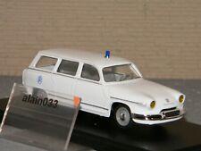 Panhard Pl17 Break Ambulance ELIGOR - El 101637 - Echelle 1/43 News