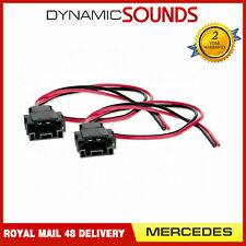 CT55-MB01 Car Speaker Adapter Harness Connectors for Mercedes