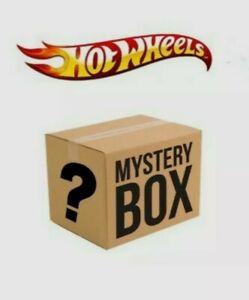 Hot wheels lot x10 cars box mystery mix long card / short card limited rare