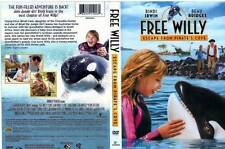 FREE WILLY DVD - Great kids movie!