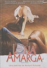 DVD - Luna Amarga NEW Bitter Moon Roman Polanski Hugh Grant FAST SHIPPING !