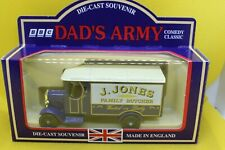 Lledo Days Gone BBC Promotional Morris Van with J Jones decals from Dads Army