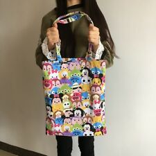 TSUM tsum MICKEY MInnie shopper bag shoulder bags data bags Totes handbag
