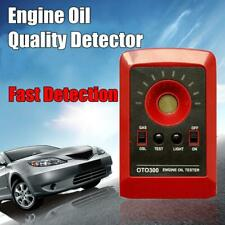 LED Digital Car Oil Quality Tester Motor Engine Detector Diesel Analyzer